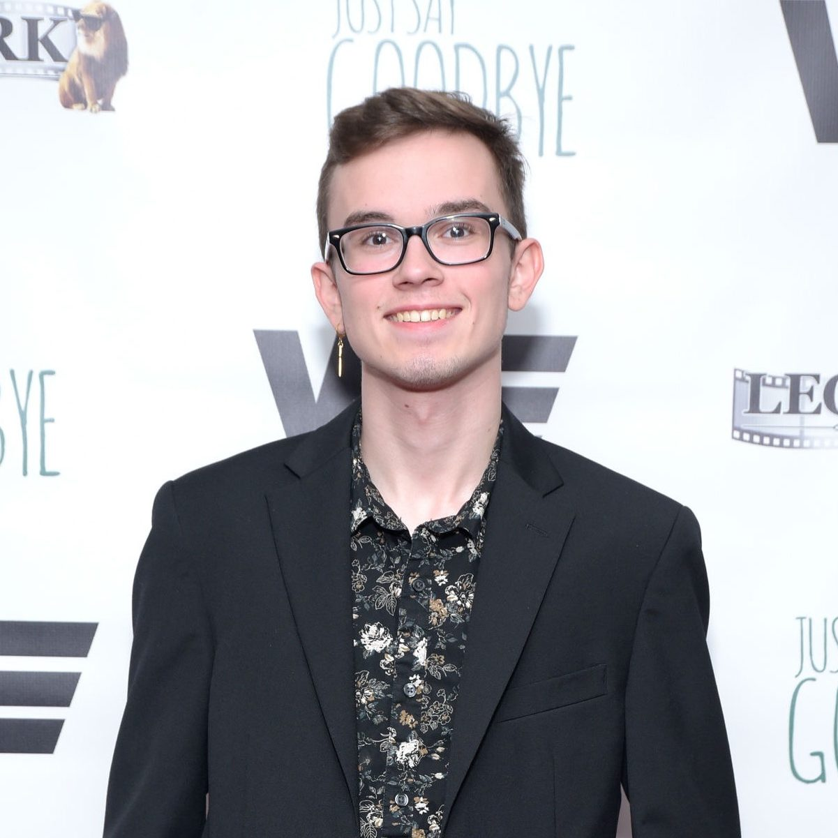 """NORTH HOLLYWOOD, CALIFORNIA - MAY 09: Director Matt Walting attends the Los Angeles premiere of Leomark Studios' and Waiting Entertainment's """"Just Say Goodbye"""" at Regency Valley Plaza 6 on May 09, 2019 in North Hollywood, California. (Photo by Michael Tullberg/Getty Images)"""